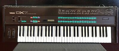 Yamaha DX7 Classic Vintage Digital Polyphonic FM Synthesiser - Serviced