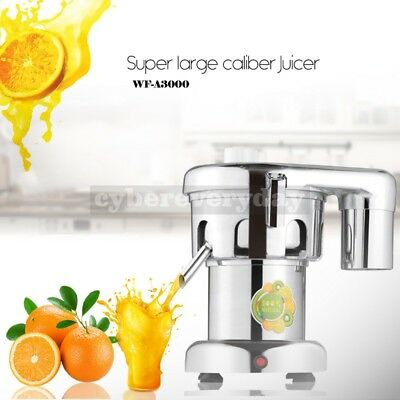 Commercial Heavy Duty Juice Extractor Stainless Steel Orange Juicer WF-A3000