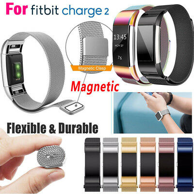 Various Luxe Band Replacement Wristband Watch Strap Bracelet For Fitbit Charge 2