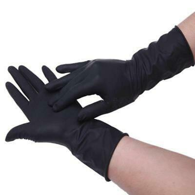 5Pairs Lengthen Gloves Hair Perm Hair Shampoo Hair Coloring Professional Latex