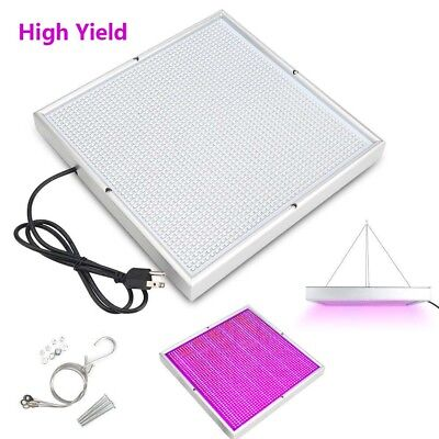 LED Grow Light Panel 28W 120W Indoor Plant Hydroponic Veg Flower Seed Red Blue