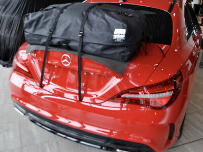 Mercedes CLA Roof Box, Roof Rack, Cargo Carrier Boot Bag Vacation