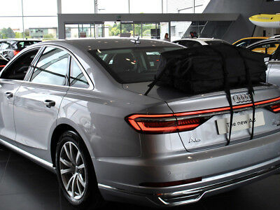 Audi A8 Saloon - Roof Box, Roof Rack, Cargo Carrier : Boot-bag Luggage System