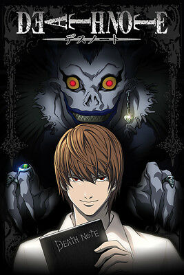 Poster Death Note from the shadows