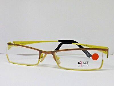 Exalt Cycle Exside Occhiali Made In Italy Frame Lunettes Frame Brille Glasses