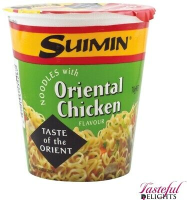 Suimin Cup 70g Chicken Orient