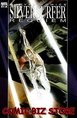Silver Surfer Requiem #3 (2007) 1St Printing Bagged & Boarded Marvel