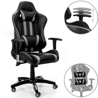 PC Chair Office Gaming Desk Racing Design Chair Comfortable Computer Upholstery