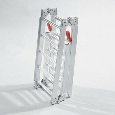 WHITES 015A ALLOY RAMP TRI FOLD 199cmX30cm 270kg rated