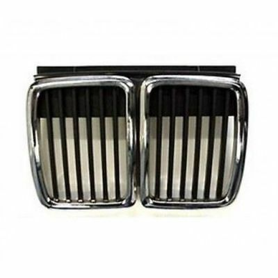 Bmw 3 E30 1982 - 1992 New Front Radiator Grill Grille - 51131884350