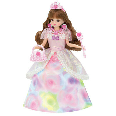 Takara Tomy Rika Chan Licca Doll Prism Pink From Japan Ricca chan Toy LD-03 New
