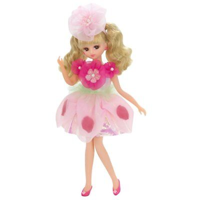 Takara Tomy Rika Chan Licca Doll Floral Fairy From Japan Ricca chan Toy LD-06