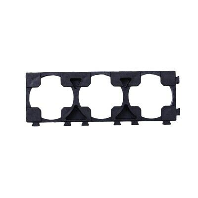 20pcs 18650 Lithium Battery Triple Holder Bracket for DIY Battery Pack J3X6