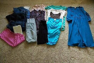 Maternity clothes clothing lot size small