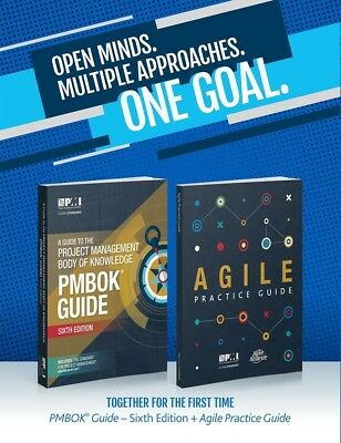 PMI PMBOK Agile Bundle (Project Management Body of Knowledge Guide-6th Ed) PMP