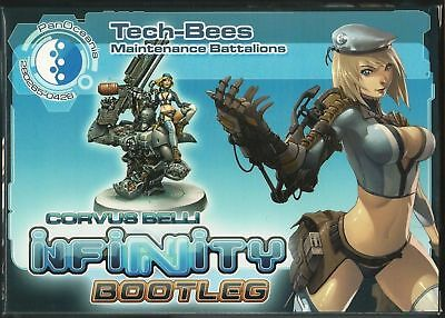 Infinity PanOceania Tech-Bees Maintenance Battalions COR280265