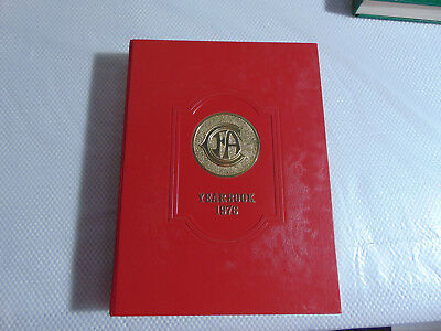 1976 CFA Year Book Cat Fanciers' Association 624 pages