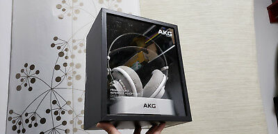 AKG K701 Open-back Studio Premium Class Reference Headphones (NEW SEALED)