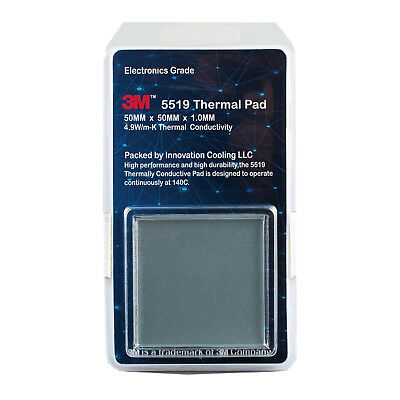 Innovation Cooling 3M 5519 High Performance Electronics Grade Thermal Pad
