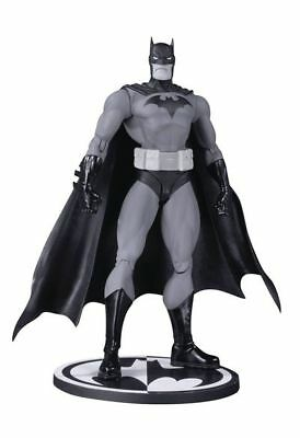 Batman Black and White Action Figure Hush by Jim Lee