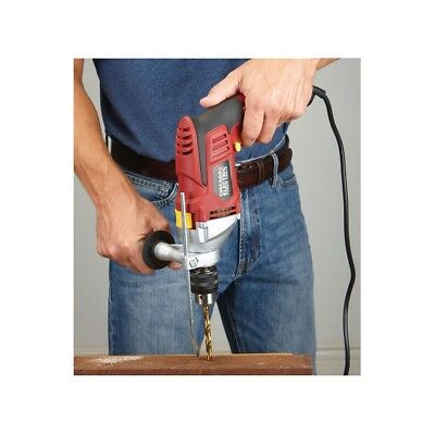 Heavy Duty 1/2 in. Variable Speed Reversible Hammer Drill