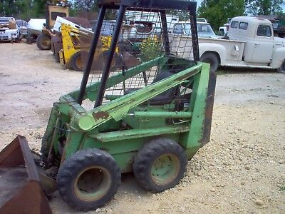 John Deere 320 Skid Steer Problems