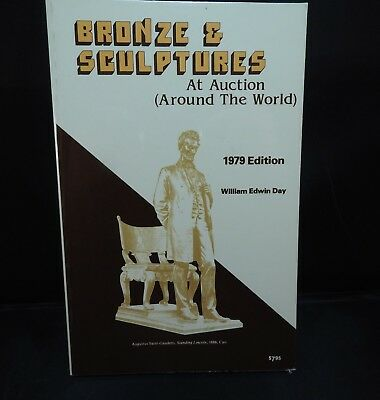 Antique reference book Bronze & Sculptures at Auction Around the World