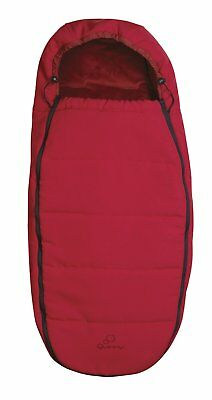 Quinny Footmuff for Zapp Xtra™, Buzz™, Moodd™ strollers - Rebel Red