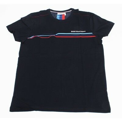 ORIGINAL BMW Motorsport Fashion T-Shirt Shirt Herren Größe S 80142285854