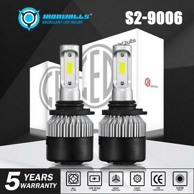 9006 HB4 100W LED Fog Light Bulb for RAM 2500 3500 2013-2015 RAM1500 2013-2014