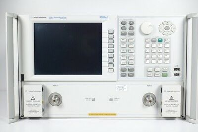 Keysight Used N5230C PNA Network analyzer 300 kHz to 6 GHz 2 Port (Agilent)