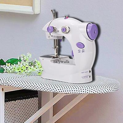 Fashion Sew Portable 2-Speed Electric Sewing Machine Hand-held Sewing Machine 01