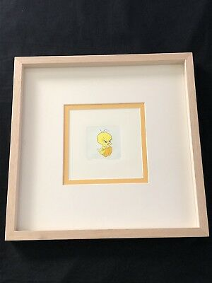 Tweety Original Ltd Ed etching Appraisal USD$400 COA MAKE AN OFFER