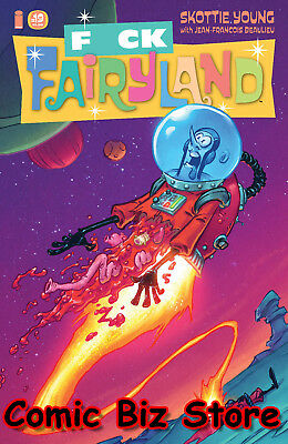 I Hate Fairyland #19 (2018) Skottie Young F*Ck Fairyland Variant Cover Image