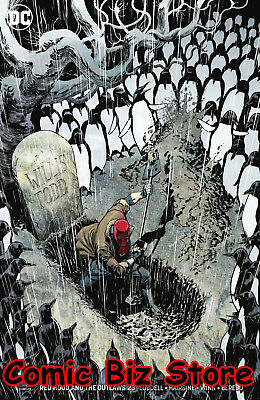 Red Hood And The Outlaws #23 (2018) 1St Printing Variant Cvr Dc Universe Rebirth