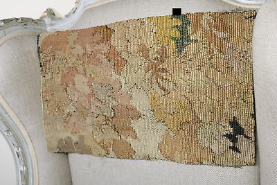 Antique French Aubusson Tapestry Panel 17th Century