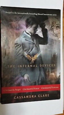 The Infernal Devices: The Infernal Devices : Clockwork Angel; Clockwork Prince