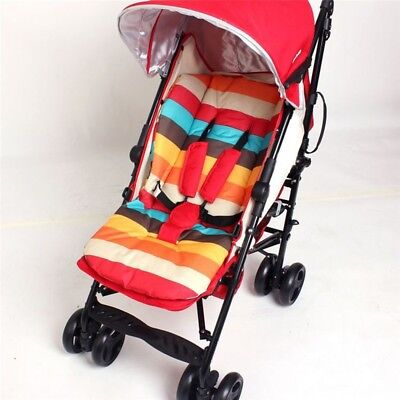 Baby Stroller Car Seat Cover Cushion Thick Mats Infants High Chair Pram Padding