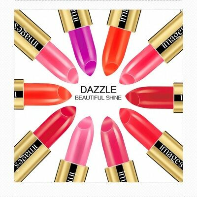 Lipstick Nutritious Moisture Easy to Wear Long Lasting Easy to Remove Lipsticks