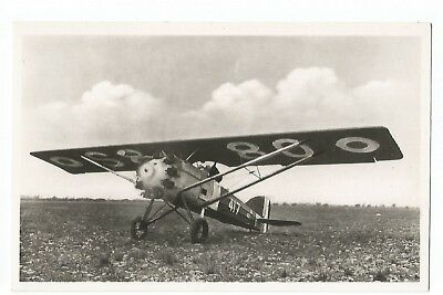 Carte Postale , Avion Gourdou 32