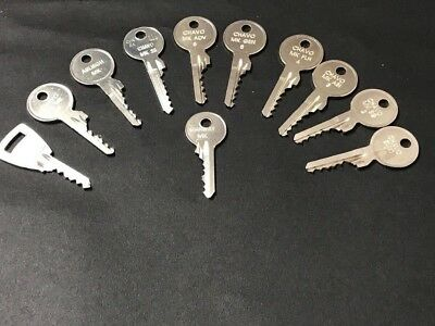 set of static caravan master keys suitable for all holiday parks with static van