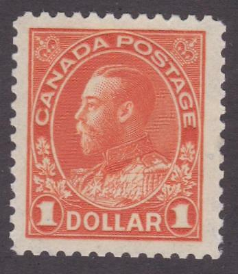 "Canada 1925 #122 King George V ""Admiral"" Issue - Very Fine MH"