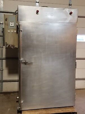 Vortron 1700 Smokehouse Commercial Meat Pro Smoker Sausage Cheese Fish