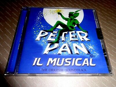 Peter Pan  -  Il Musical  -  Cd 2006  Come Nuovo