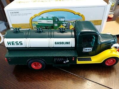 1982 The first hess truck. Used.