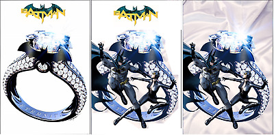 Batman #50 Mayhew 3 Pack Variant Set Dc Comics Wedding Catwoman Joker