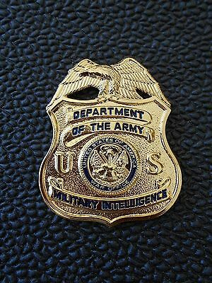 US ARMY Military Intelligence   Mini Badge