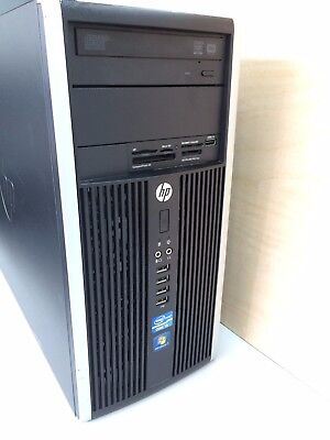 HP Compaq 6200 Pro Core I5-2400 @ 3.10GHz 10GB Ram 320GB HDD Windows 7