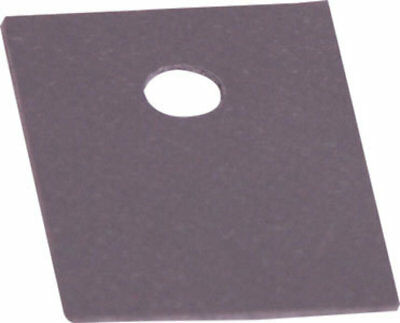 Adhesive Silicon Rubber TO220 Insulation Pad Pk 1000