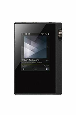 NEW ONKYO DP-S1(B) rubato DIGITAL AUDIO PLAYER Hi-Res audio BLACK from JAPAN